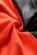 Sexy leginy z mekkeho materialu zdobene kozenkou cervene L-115-RD2