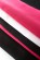 Elasticke minisaty s pruhlednou horni casti a barevnymi pruhy pestrobarevne S-197-3