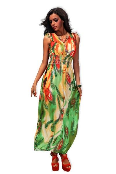 7dff9b9d6f73 Letní šaty jako ideální doplněk šatníku i pro ženy nad 40