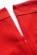 Elegantni pouzdrove saty ke kolenum z pevneho materialu cervene S-226-RD (5)