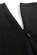 Male cerne saty ze silnejsiho materialu s malymi rukavy S-237-BK (5)