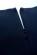Elegantni kratke damske saty bez rukavu, tmave modre S-297-BE (7)