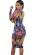 Pestrobarevne elasticke saty s dlouhymi rukavy S-246-Multi (2)