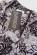 Pouzdrove saty po kolena s potiskem kvetu cernobile S-226-GN (6)