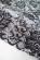 Pouzdrove saty po kolena s potiskem kvetu cernobile S-226-GN (7)