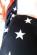 Dámske bikiny bez raminek- potisk americke vlajky P-102 (1)