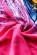 Dlouhe volnejsi letni saty s raminky okolo krku- fialove S-122 (5)