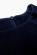 Elegantni koktejlky s asymetrickym volanem okolo pasu, tmave modre S-310-BE (7)