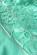Kratke spolecenske saty na raminka, horni cast z krajky, mentolove S-280-BE (8)
