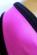 Damske klasicke bikiny, vyztuzene kosicky, ruzove + konstrastni cerne pruhy P-107-PK (5)