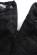 Dlouhe krajkove plesove saty, polopruhledna spodni cast, cerne S-298-BK (7)