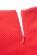 Exkulzivni kratke spolecenske saty s delsi zadni casti cervene S-250-RD (8)