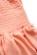 Kratke princeznovske saty ke kolenum s volnou sukni- staroruzove S-278-PK (7)