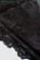 Luxusni krajkove saty kratsiho strihu, pruhledne rukavy, cerne S-313-BK (9)