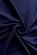 Luxusni spolecenske saty po kolena s volnou sukni, tmave modre S-312-BE (7)