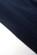 Luxusni spolecenske saty po kolena s volnou sukni, tmave modre S-312-BE (9)