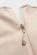 Elegantni pouzdrove saty s rasenim vepredu a mensim rozparkem, bezove S-315-SK (11)