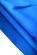 Elegantni kratke damske saty, volnejsi strih, svetle modre S-297-LBE (8)