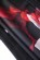 Elegantni pouzdrove saty ke kolenum, cerna + cervene kvetiny S-244-RD (7)