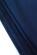 Pohodlne viskozove denni saty se stahovánim v pase a rukavy tmave modre S-348-BE (2)